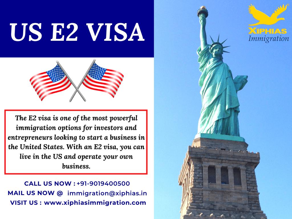 US E2 Visa via Fularani Vhansure