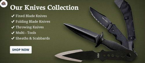 Buy From S&R Knives For Sporty And Refined Innovative Tool For Daily use