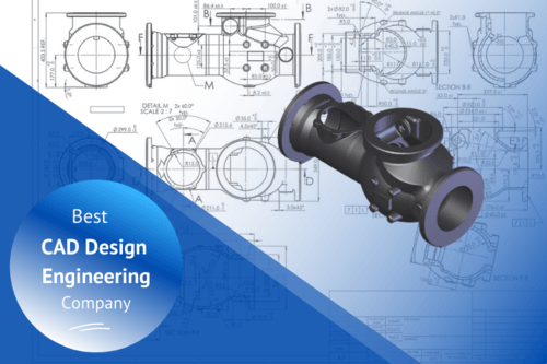Best in 2D CAD Drafting and Detailing Services