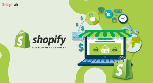 Looking for Shopify development services? Being a top Shopif... via XongoLab Technologies LLP