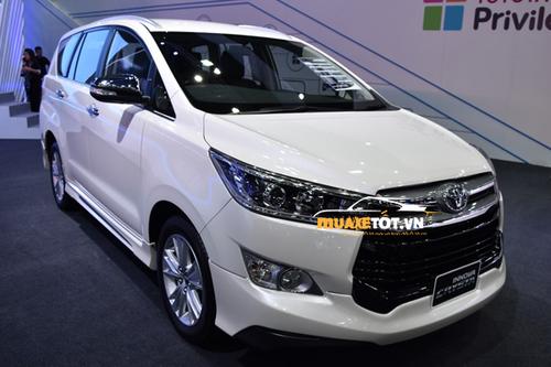 Toyota Innova 2021: thông số, giá xe và khuyến mãi hấp dẫn nhất