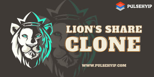 Lion's Share Clone Script | Lions Share Clone Software | Ethereum Smart Contract MLM Clone | Pulsehyip
