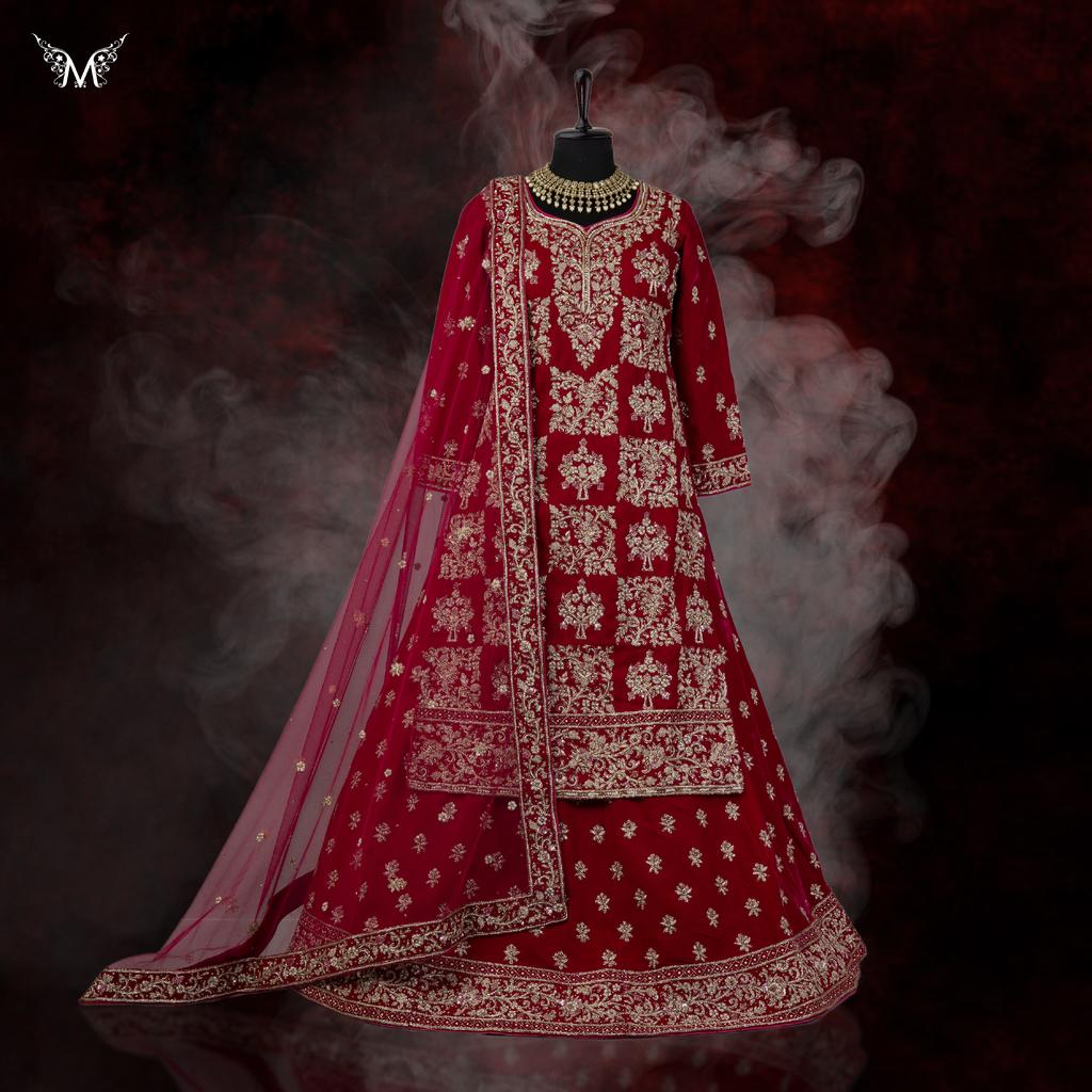 Bridal Collection via Meraj ek pehchaan