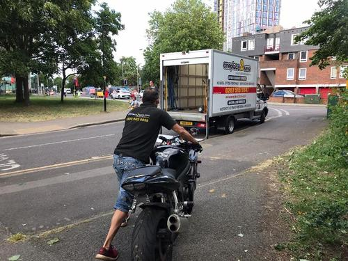 London Motorcycle Recovery and Transport | London Motorcycle Transportation