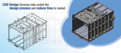 Why should you outsource your CAD Design Services to India?