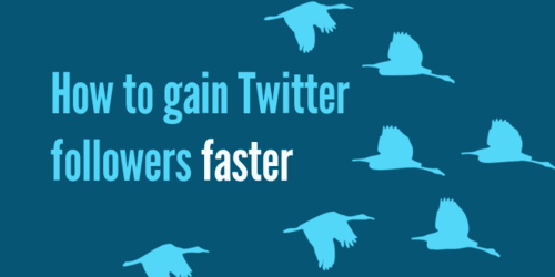 How to gain 100 good quality Twitter followers per day – Part I