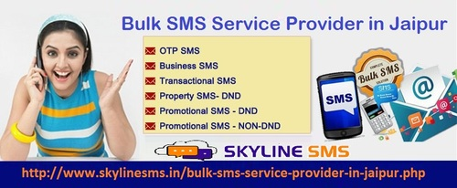 Bulk SMS Provider Company in Jaipur                                                                                  Skylinesms is one of th... via skylinesms