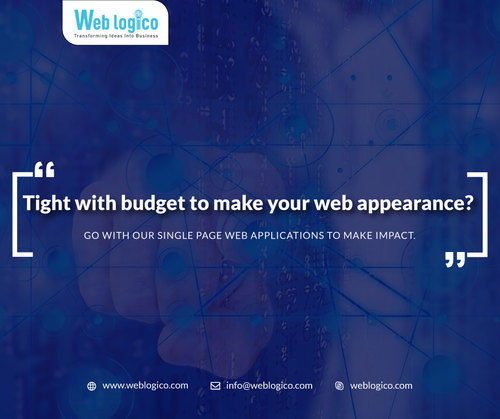 Tight with budget to make your web appearance? via Weblogico Web Solutions