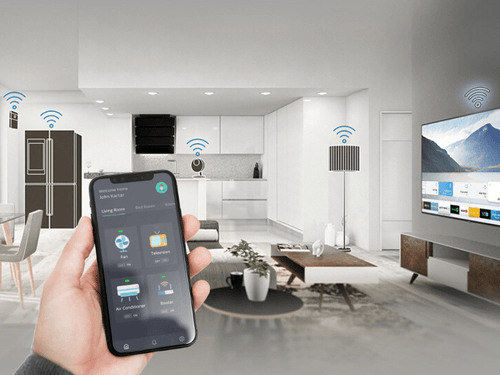 How Home Automation Apps Are Transforming The World Around Us - XongoLab Technologies LLP