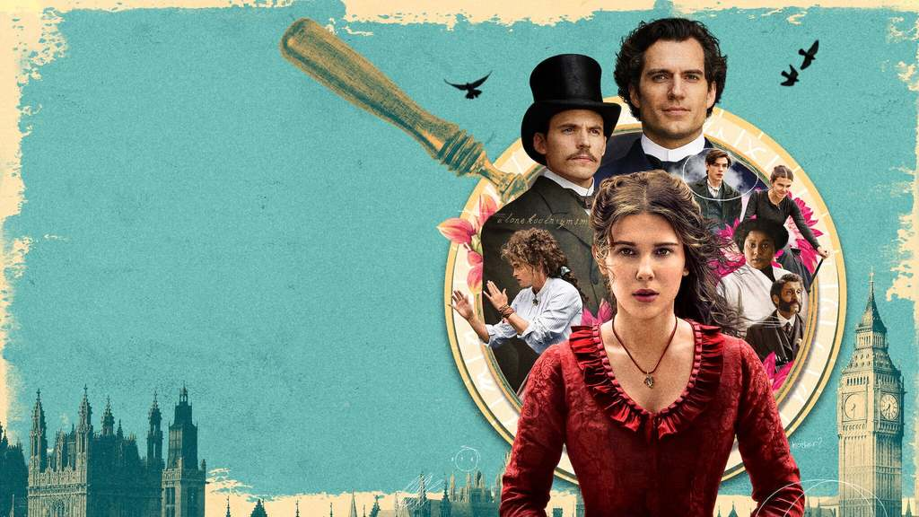 Enola Holmes on Netflix Is the Perfect Mystery for Newest De... via Bobby clarke
