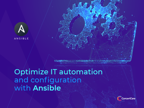 Ansible simplifies IT automation by capturing an array of re... via Geetha