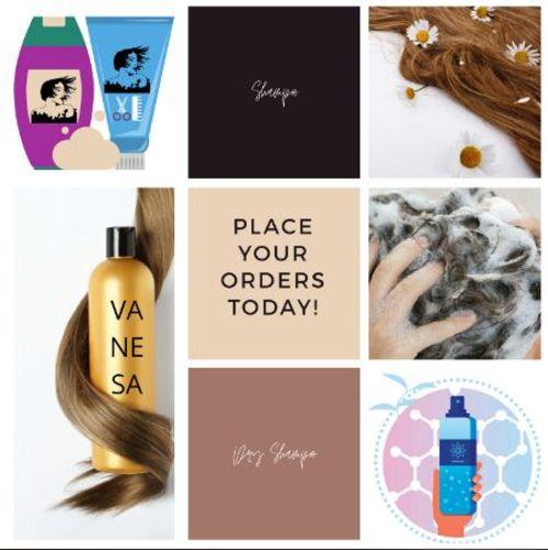 Purchase Best Hair Care Products - Vanesa Cosmetics -                                      Vanes... via vanimalik