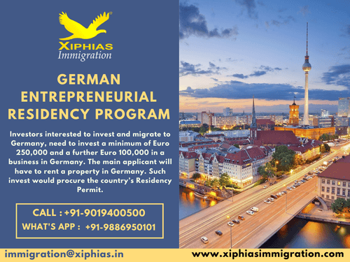 Germany Entrepreneurial Residency Program via Fularani Vhansure