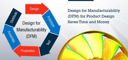 How DFM (design for manufacturability) for product design ca... via Hi-Tech CADD Services