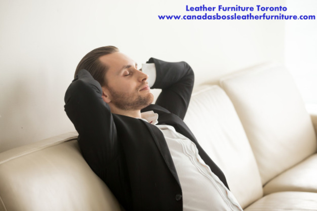 Canada's Boss Leather Furniture is a reputed furniture store... via Sary Jones