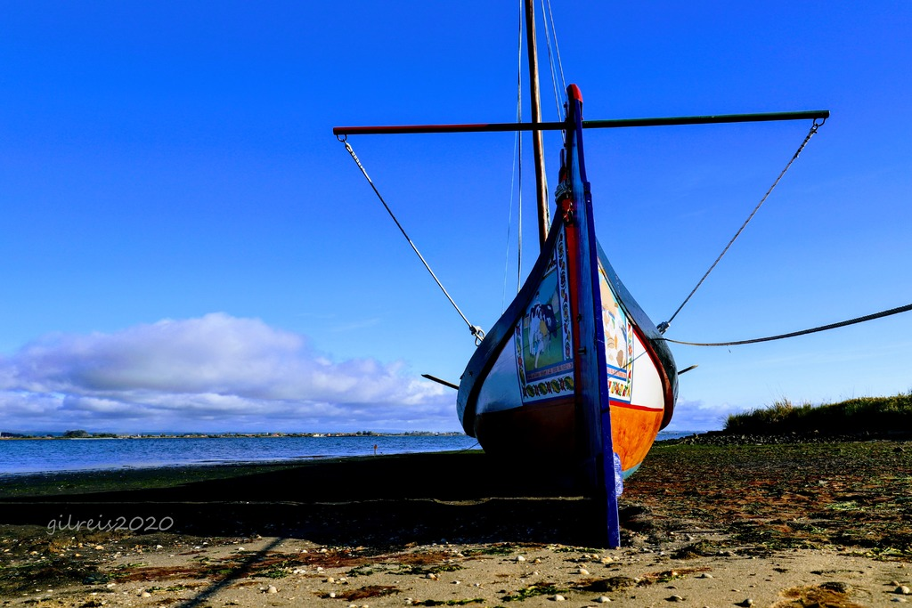 The boat via Gil Reis