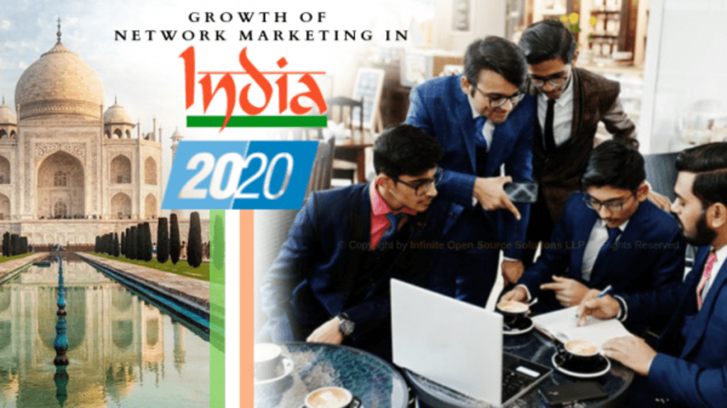 Network Marketing In India 2020 via Infinite MLM Software