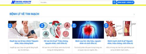 Medicalhealth vn's COVER_UPDATE via Medicalhealth vn