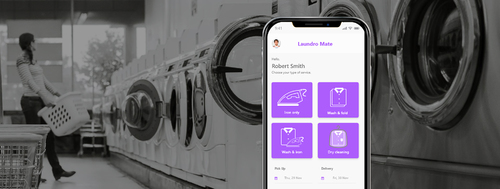 On Demand Laundry App Development Cost and Key Features