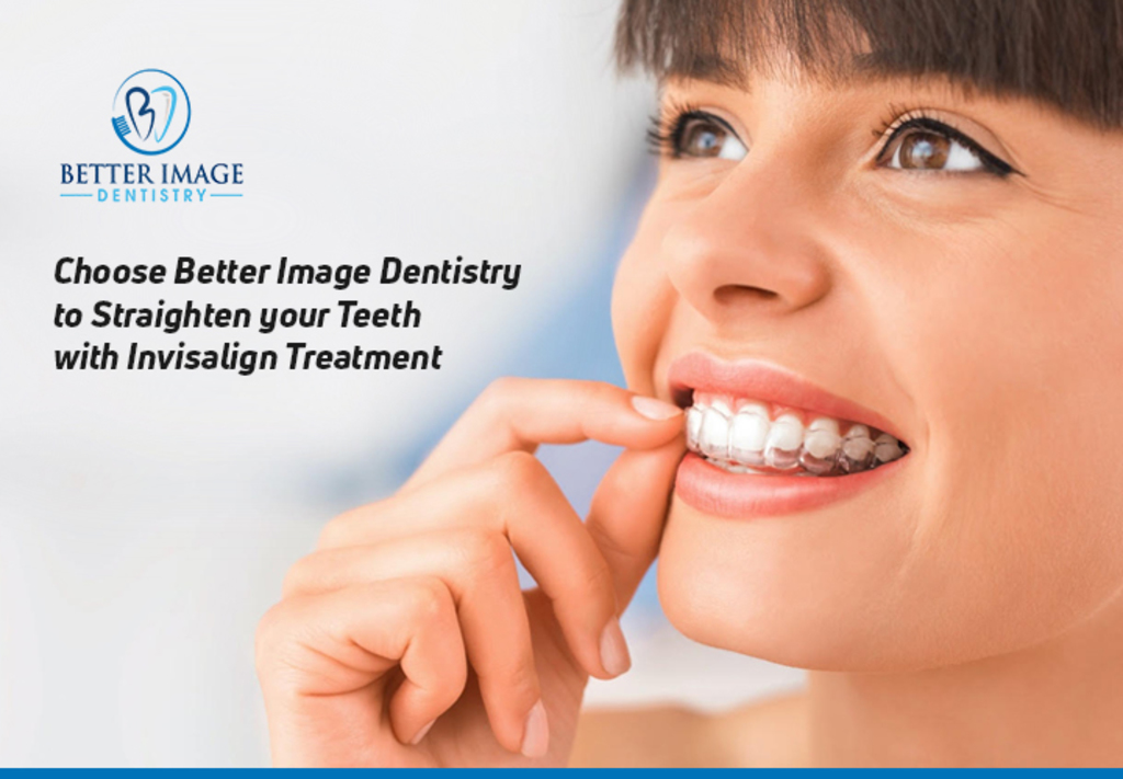 Choose Better Image Dentistry to Straighten your Teeth with ... via Better Image Dentistry