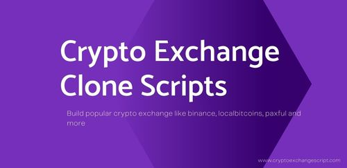 Bitcoin Exchange Clone Scripts via Scarlet Emilye