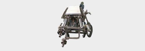 Stainless Steel Filter Press via HydroPress
