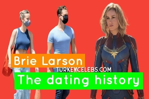 Brie Larson the dating history of the stunning actress.
