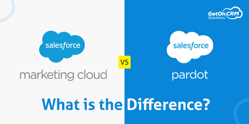 Salesforce Marketing Cloud vs. Salesforce Pardot What is the Difference? - GOC