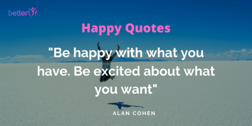 Happy Quotes - Top Happiness Quotes with Explanation