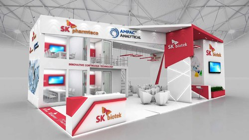 Exhibition Stand Contractor Hamburg via Xpostands