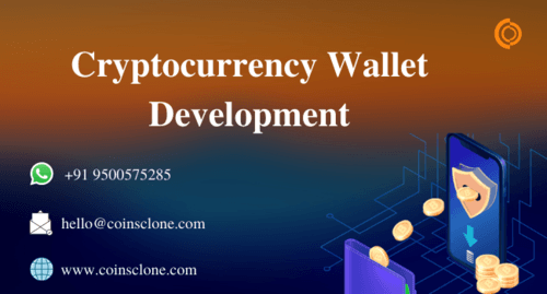 Cryptocurrency Wallet Development | An Exclusive Guide