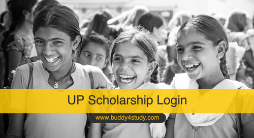 UP Scholarship Login 2020-21 – Time Table, Step-by-Step Process