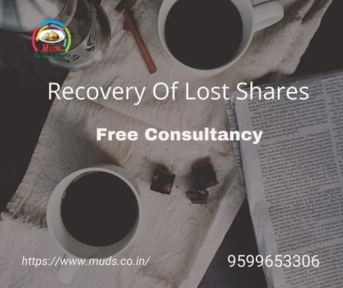 Recovery of Shares via Ritwik Mehta