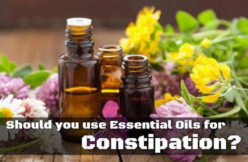 Should You Use Essential Oils For Constipation? • ModernLifeBlogs