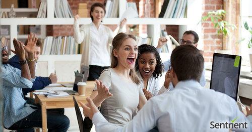 Best Employee Engagement Survey System Software | Sentrient