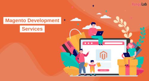 Magento Development Services via XongoLab Technologies LLP