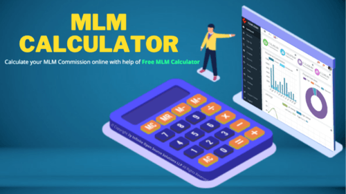 Free MLM Calculator for Binary, Matrix & Unilevel MLM Plan via Infinite MLM Software