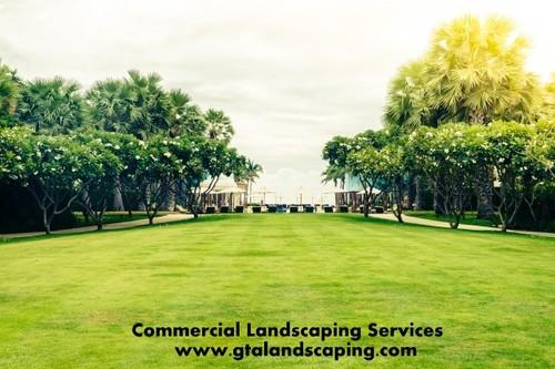 Commercial Landscaping via andrewstanley