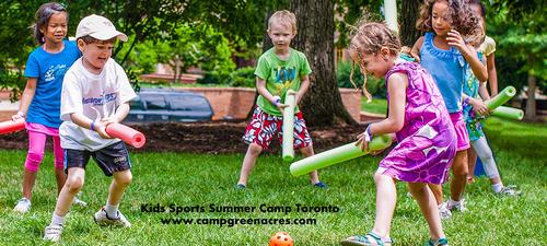 Kids Sports Summer Camp Toronto via andrewstanley