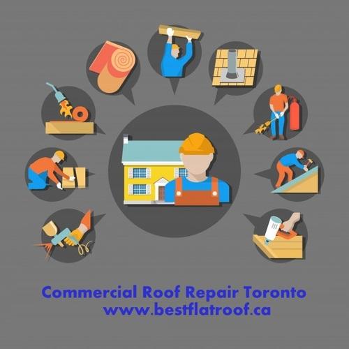 Commercial Roof Repair Toronto via andrewstanley
