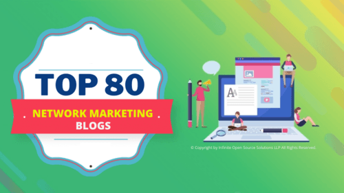List of Top 80 Network Marketing Blogs via Infinite MLM Software