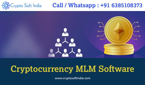 Cryptocurrency MLM Software-Crypto Soft India via Crypto Soft India