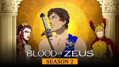 Blood of Zeus: Everything to Know About the Season Finale                                     #B... via Bobby clarke