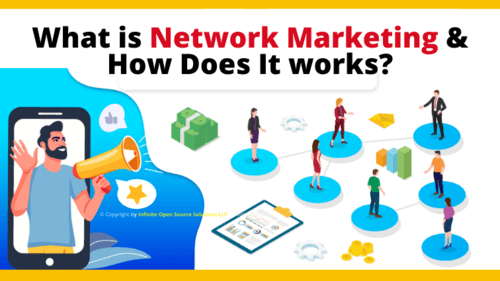 What is Network Marketing & How Does It Work? via Infinite MLM Software
