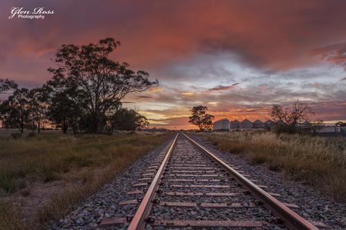 Sunrise. via glen ross