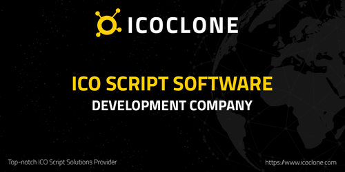 ICO Script   Buy Secured Initial Coin Offering ICO Software