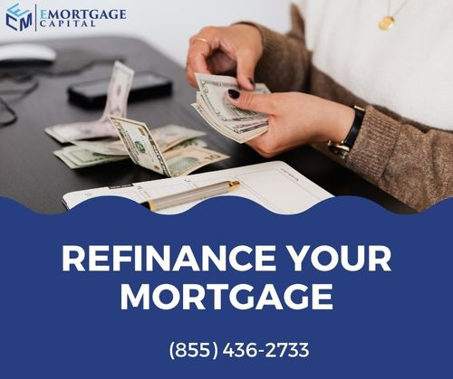 If you'd like to refinance your mortgage, but you're worried... via Joseph N. Shalaby