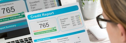 How can I maintain a favorable credit score? via Maria John
