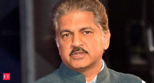 "PLI scheme signals ""dramatic shift"" in attitude towards industry, says Anand Mahindra"
