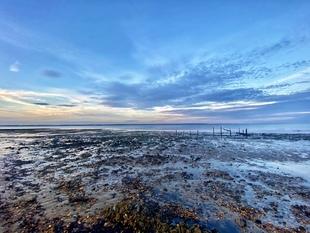 Cliffwood Beach November via Steven Hughes